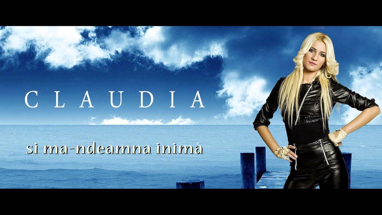 Claudia – Si ma indeamna inima
