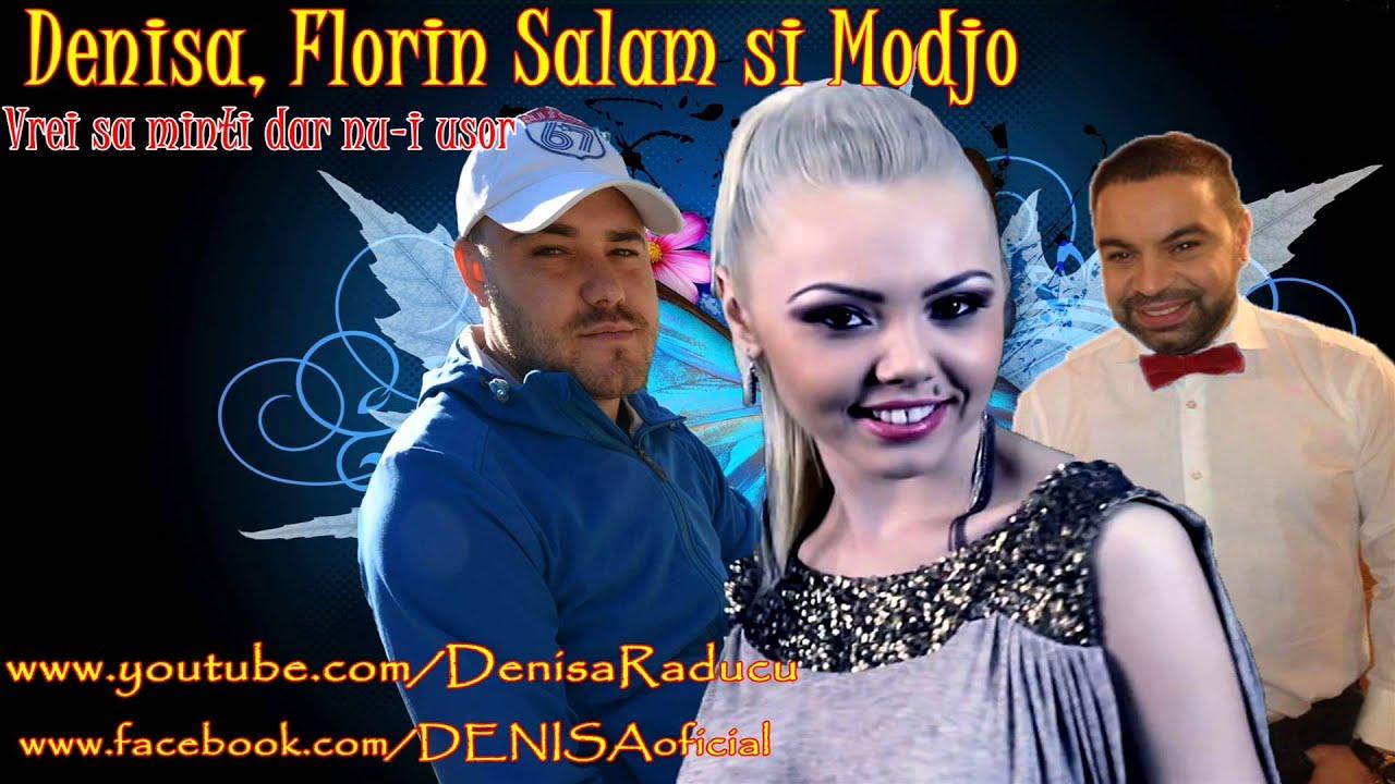 Denisa Florin Salam si Modjo – Vrei sa minti dar nu-i usor